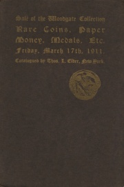 Catalogue of the forty-ninth public sale ... [03/17/1911]