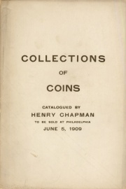 CATALOGUE OF COINS AND MEDALS. 1851 HUMBERT $50, 800 THOUS. 1876 $3. THE PROPERTY OF VARIOUS INDIVIDUALS.
